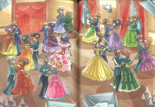 Thea's Sisters, Students and Teachers at 19th Cent by danwind