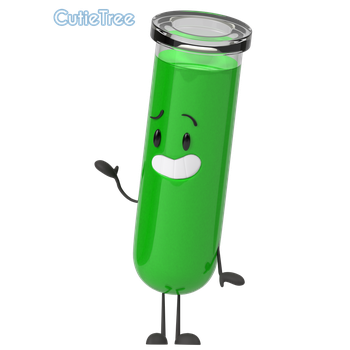 (inanimate insanity)-TestTube by CutieTree