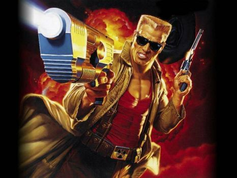 wallpaper Duke Nukem Forever by lool704