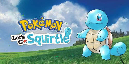 Pokmon Let's go Squirtle by PeterisBeter