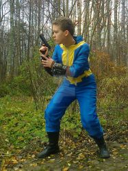 Full Fallout 4 Cosplay (Prototype)