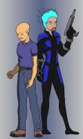 David and Synergy by JCServant