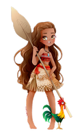 ::Disney Dreamies::  - Moana - by MissElysium
