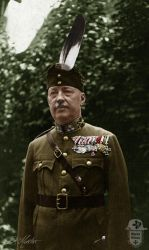Hungarian Colonel by MartynMilitary