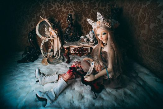 Whimsical dream~ by sassystrawberry