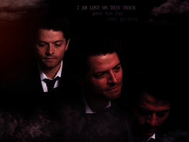 Lost on this track by mistofstars