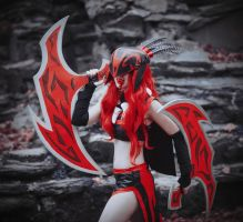 Dota 2 - Bloodseeker by 13-Melissa-Salvatore