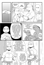 TMNT - Skinny Love: Chapter 4 / Page 19 by KameBoxer