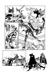 Batman Incorporated 4 page 15 corrected by JosephLSilver