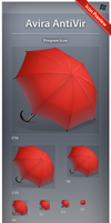 Icon Avira AntiVir by ncrow