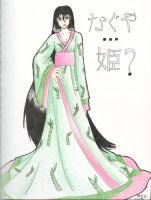 Princess Kaguya by Lost-In-Canada