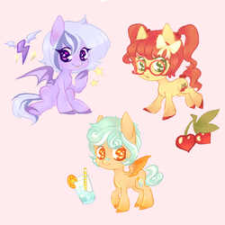 lil cutes (OTA) OPEN by MissPinka