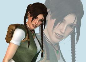 Young Lara - Download (XPS) by Pedro-Croft