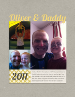 Oliver and Daddy by mmmbisto