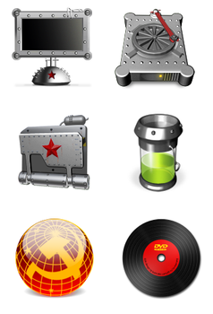 Soviet linux version by iconcubic