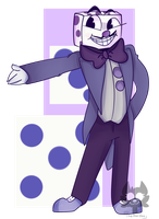 KingDice :FA: by thehanizoo