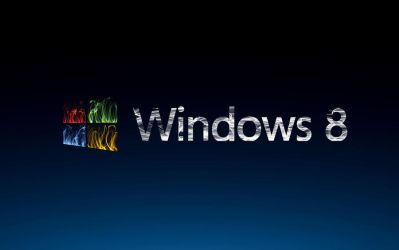 Windows 8 Flame Wallpaper by nikiball1