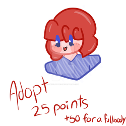 Human Adopt! [open] by Skyflight13