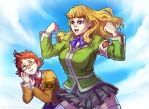 Ha-Haruka-Chan... (My-Hime) by Shattered-Earth