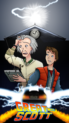 Back to the Future by Colonel-Stormie