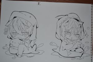 FREE! (Chibis) by Ainzs