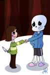 Shake my Hand by SkeletalStar