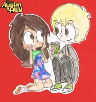 Austin and Ally by Ely-5368