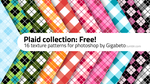Plaid Collection [Free] by Gigabeto