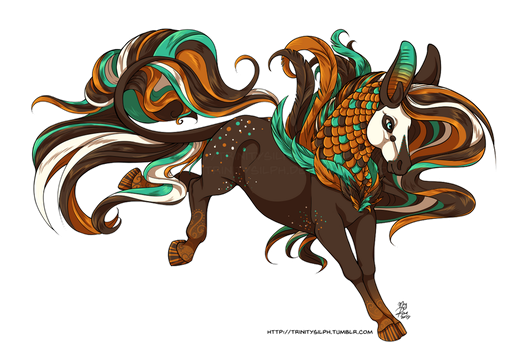 Commission - Kendall by TrinitySilph