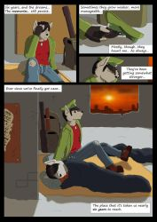 The Pack: Foundings - Page 2 by RedWinterwolf