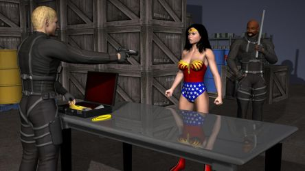 And along comes a Wonder Woman Part 9 by Radius45