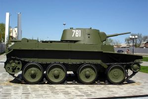 BT-7 by FPSRussia123