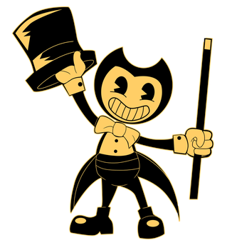 BATIM: Dapper Devil by Aileen-Rose