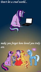 You are loved, Starlight by hayley566