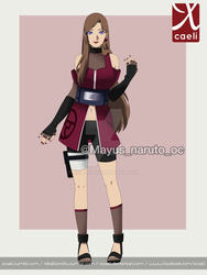 Paypal Commission Mayus-Naruto-Oc by xCaeli