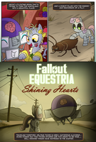 Fallout Equestria: Shining Hearts Page 10 of 10 by alfredofroylan2
