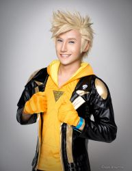 Spark - Team Instinct Cosplay - Pokemon Go by liui-aquino