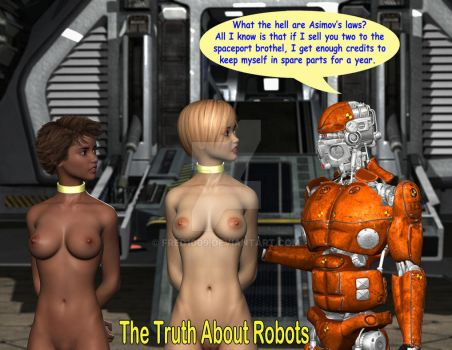 The Truth About Robots[sm]2e by fred1009