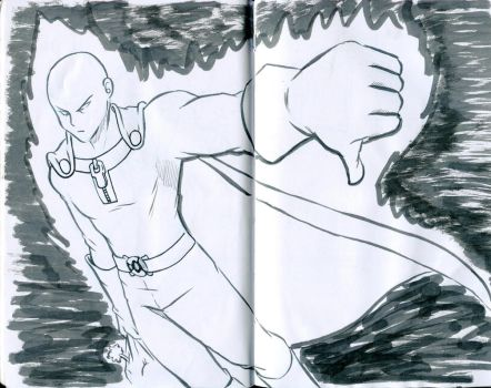 One Punch Man by Marvsamune