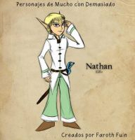 Nathan by FarothFuin