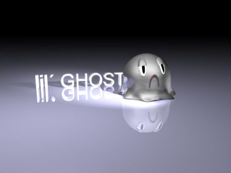 lil GHOST by duk90