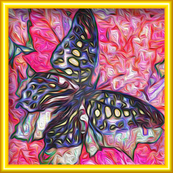 Butterflypattern by Elvigene