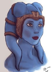 Twi'Lek Mission Vao by Ross-Vlixes