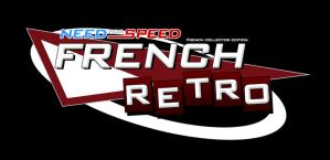NFS French Retro Logo by Ztitus