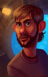 Charlie Pace by Neanderthal-Jam