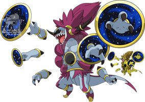 720 - Hoopa (Unbound Form)