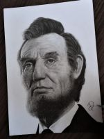 Abraham Lincoln by raphafs
