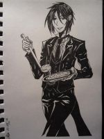 That Butler, Making Curry by Timelady93