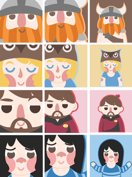The Yogscast and I by Hannieh