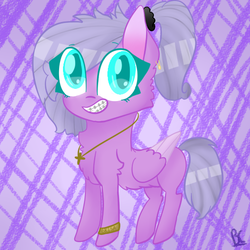 mlp oc redesign by puppylover17YT45